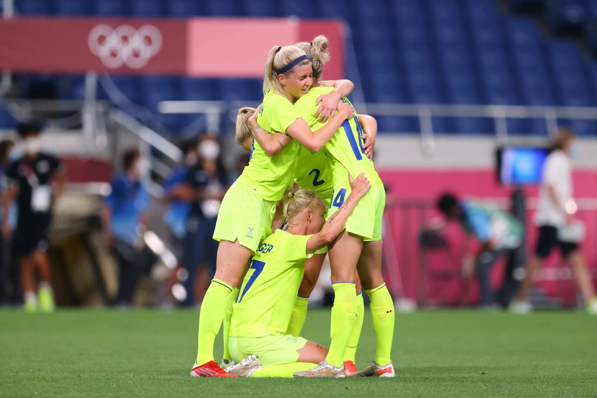 Australia – Sweden: forecast for the women's football match 1/2 of the final of the OI-2020