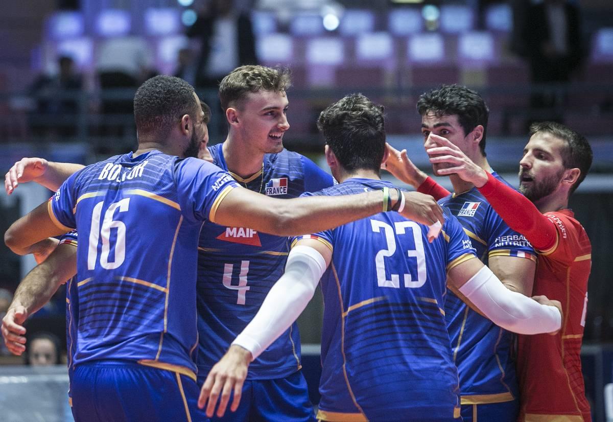 Польша – Франция: прогноз на мужской волейбольный матч 1/4 финала ОИ-2020