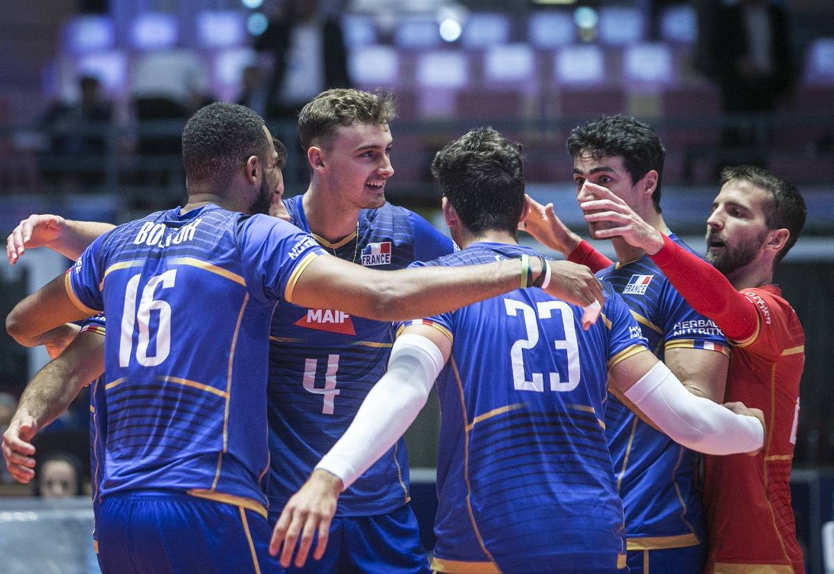 Poland – France: forecast for the men's volleyball match of the 1/4 finals of the OI-2020