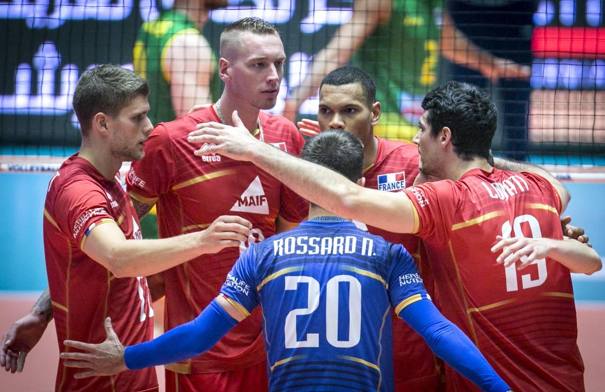 Франция – Аргентина: прогноз на мужской волейбольный матч 1/2 финала ОИ-2020