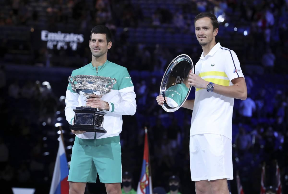 Джокович – Медведев: Прогноз и ставка на матч от Анны Чакветадзе