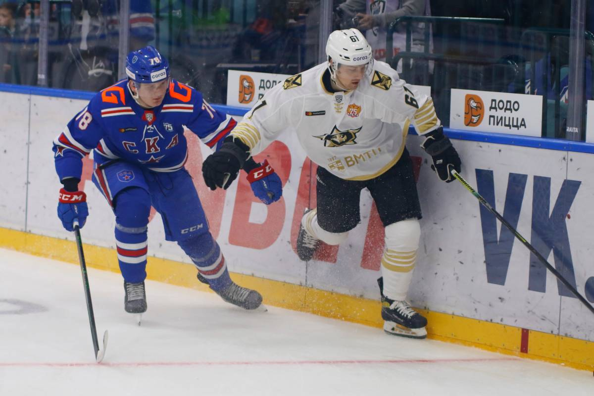 Admiral - Severstal: forecast and bet on the KHL match