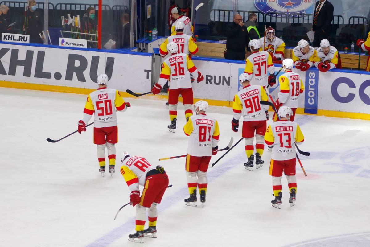 «Йокерит» - «Барыс»: прогноз и ставка на матч сезона КХЛ
