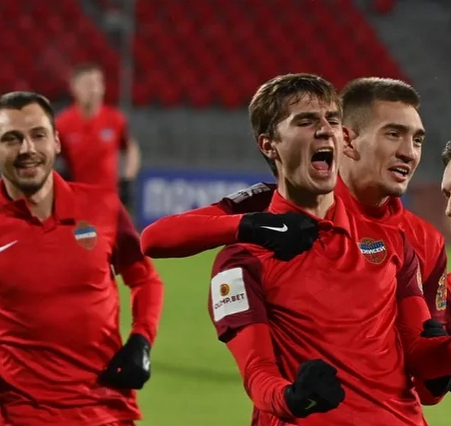 Yenisei-Tom: forecast for the match of the FNL of the 12th round