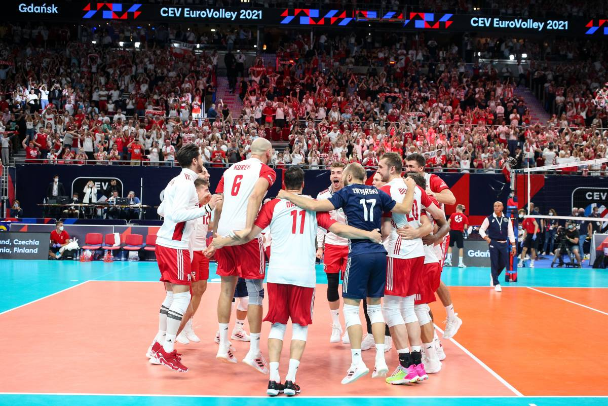 Польша – Сербия: прогноз на матч за 3-е место мужского чемпионата Европы по волейболу