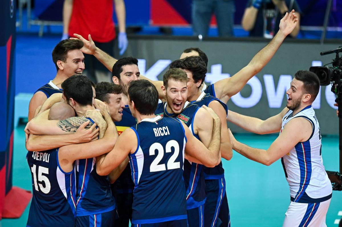 Словения – Италия: прогноз на финальный матч мужского чемпионата Европы по волейболу