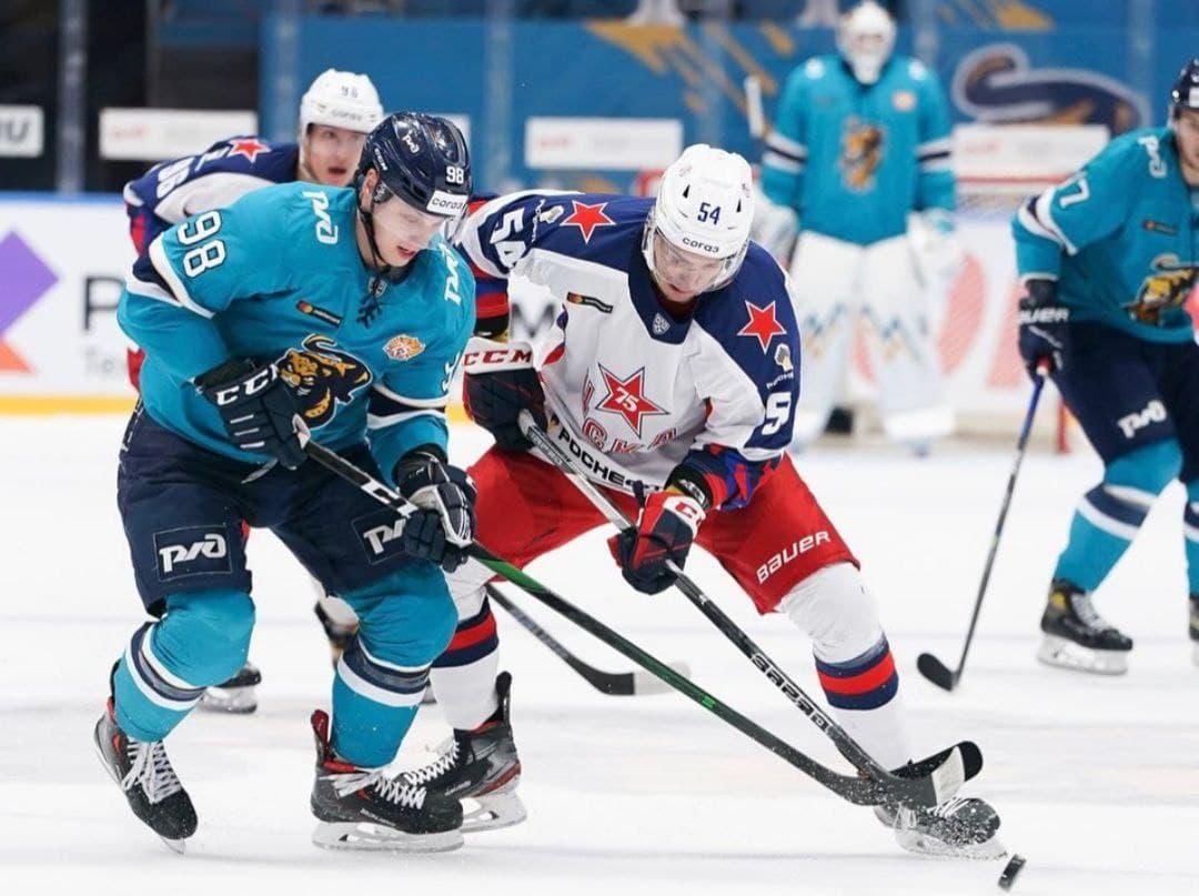 Neftekhimik - Sochi: forecast and bet on the match of the KHL season