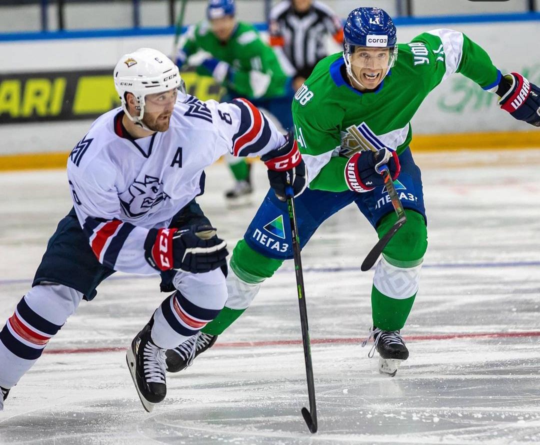 «Северсталь» - «Салават Юлаев»: прогноз и ставка на матч КХЛ