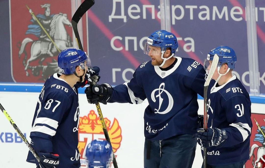 «Динамо» Москва – «Динамо» Рига: прогноз и ставка на матч КХЛ
