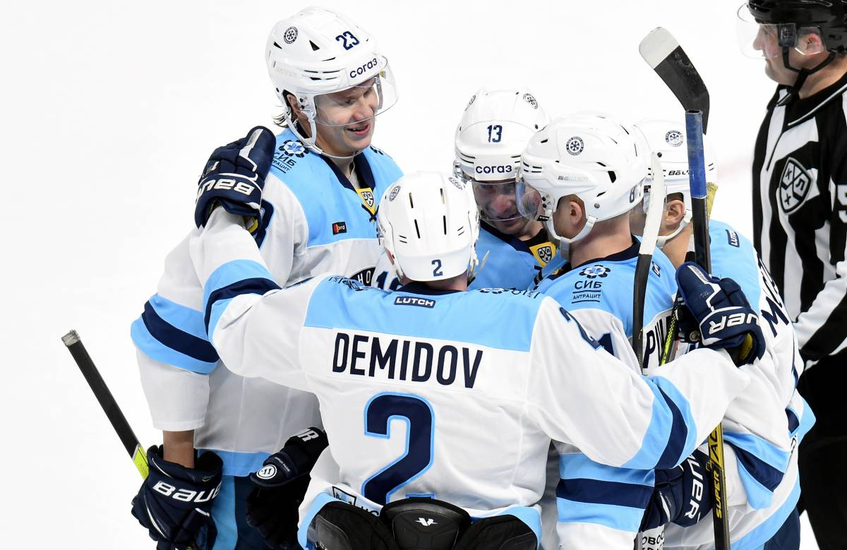 Sibir - Metallurg: forecast and bet on the match of the KHL season