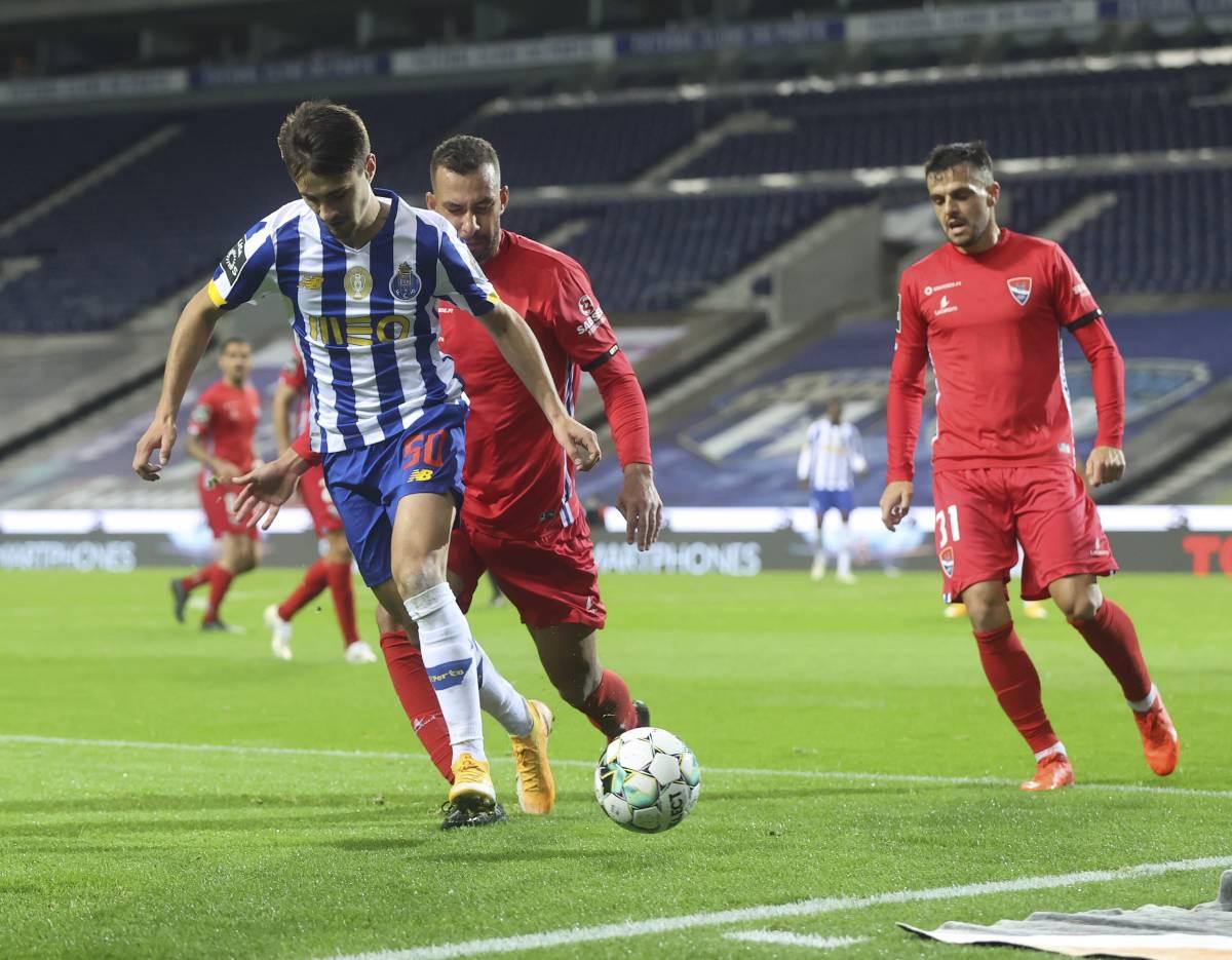 """Gil Vicente"" – ""Porto"": forecast for the Portuguese championship match"