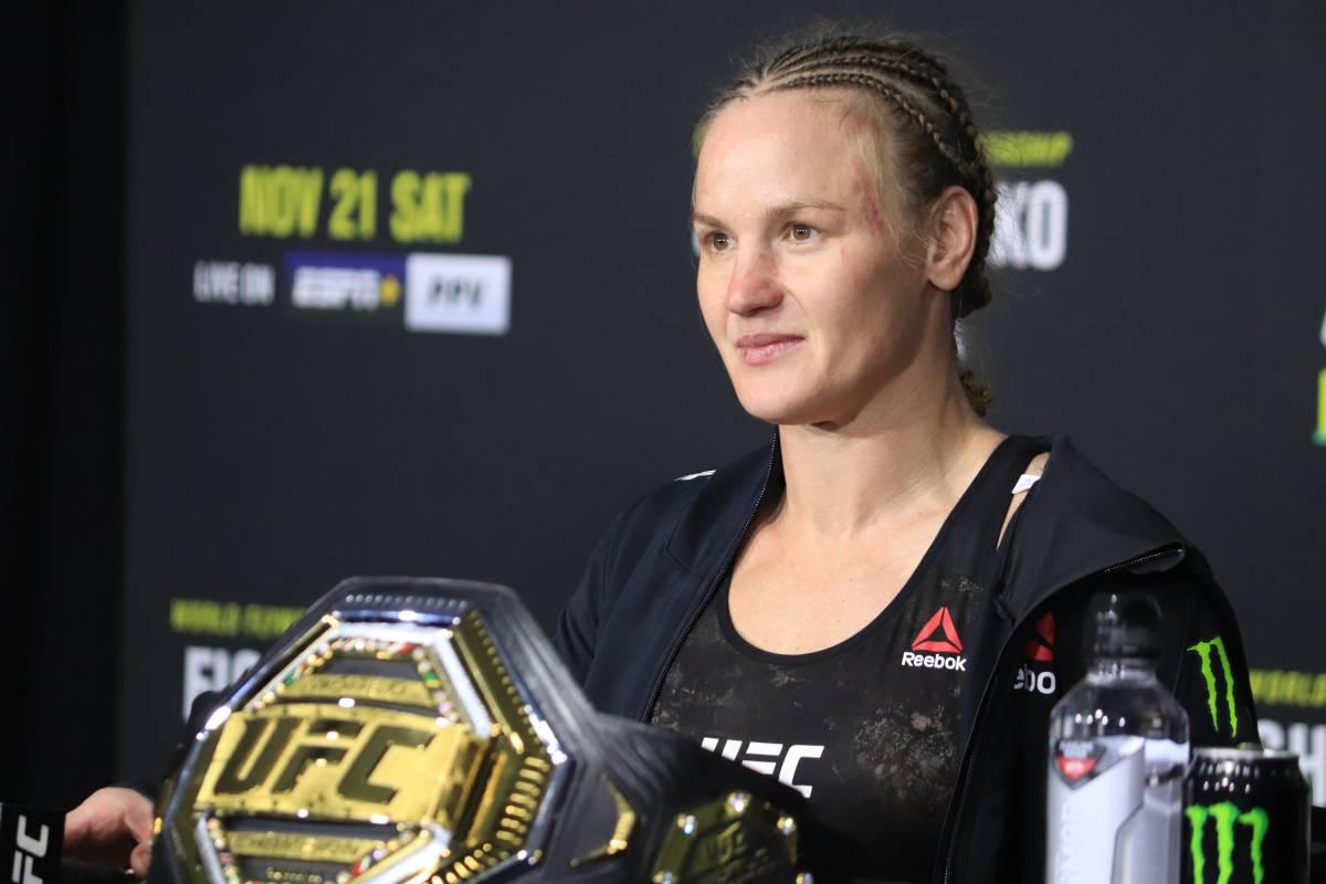 Valentina Shevchenko – Lauren Murphy: forecast for the UFC fight