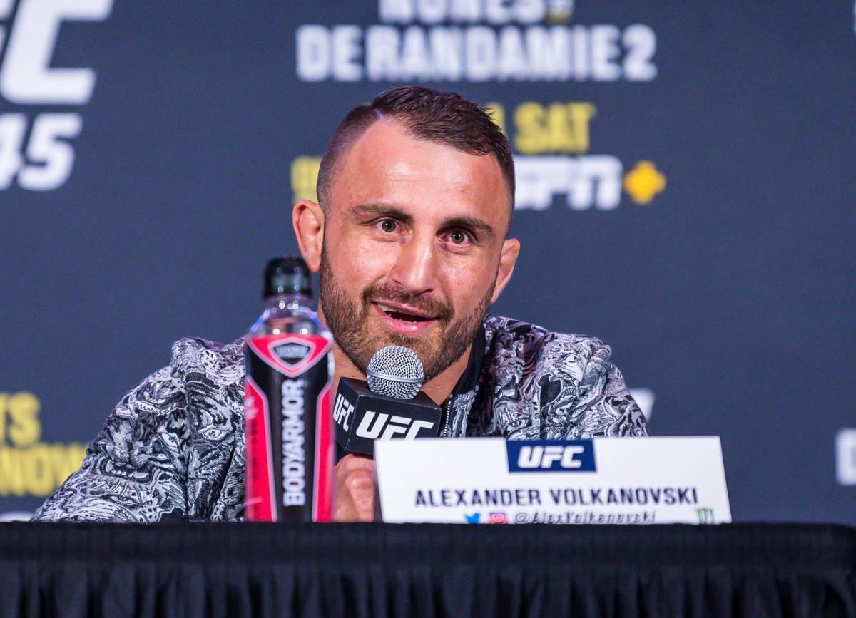 Alexander Volkanovsky – Brian Ortega: forecast for the UFC fight