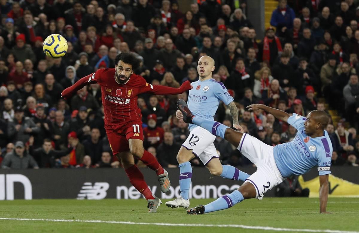 Ливерпуль – Манчестер Сити: Прогноз и ставка на матч от Александра Елагина
