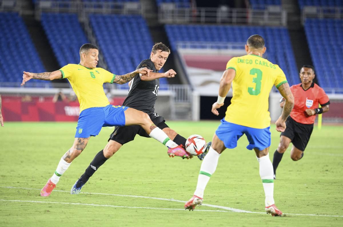 Бразилия – Уругвай: прогноз на матч квалификации ЧМ-2022