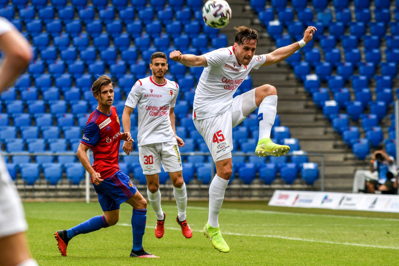 «Сьон» - «Люцерн»: прогноз на матч чемпионата Швейцарии