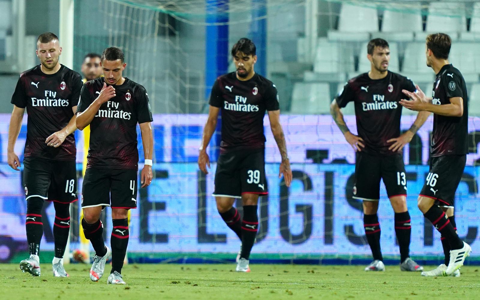 «Лацио» - «Милан»: прогноз на матч чемпионата Италии