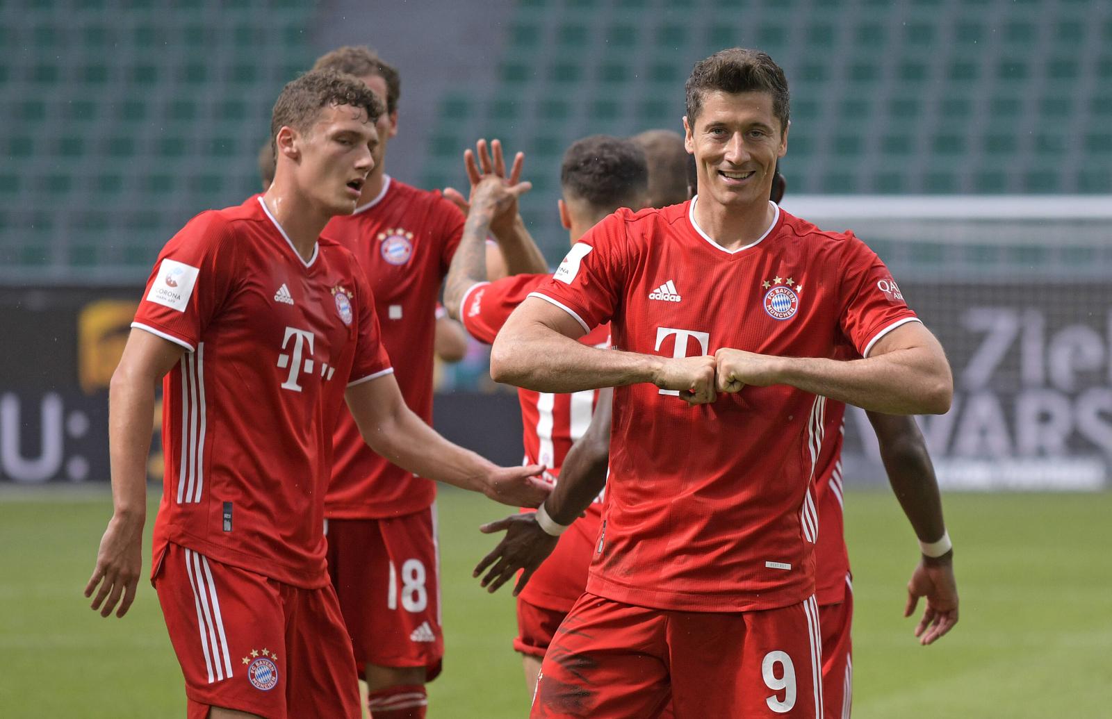 «Байер» - «Бавария» Мюнхен: прогноз на финальный матч Кубка Германии