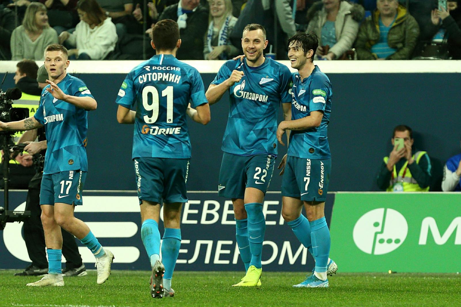 «Краснодар» - «Зенит»: прогноз на матч чемпионата России