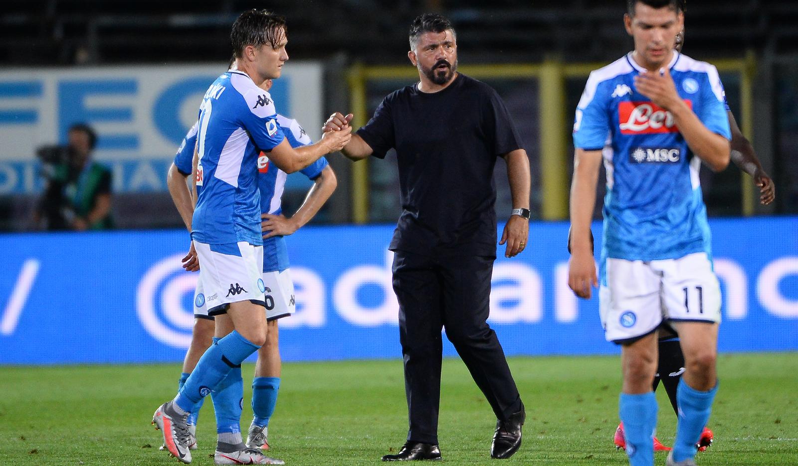 «Наполи» - «Рома»: прогноз на матч чемпионата Италии