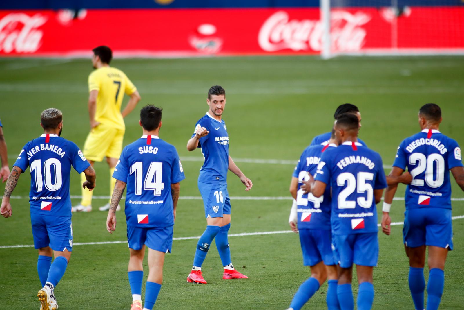 «Севилья» - «Эйбар»: прогноз на матч чемпионата Испании