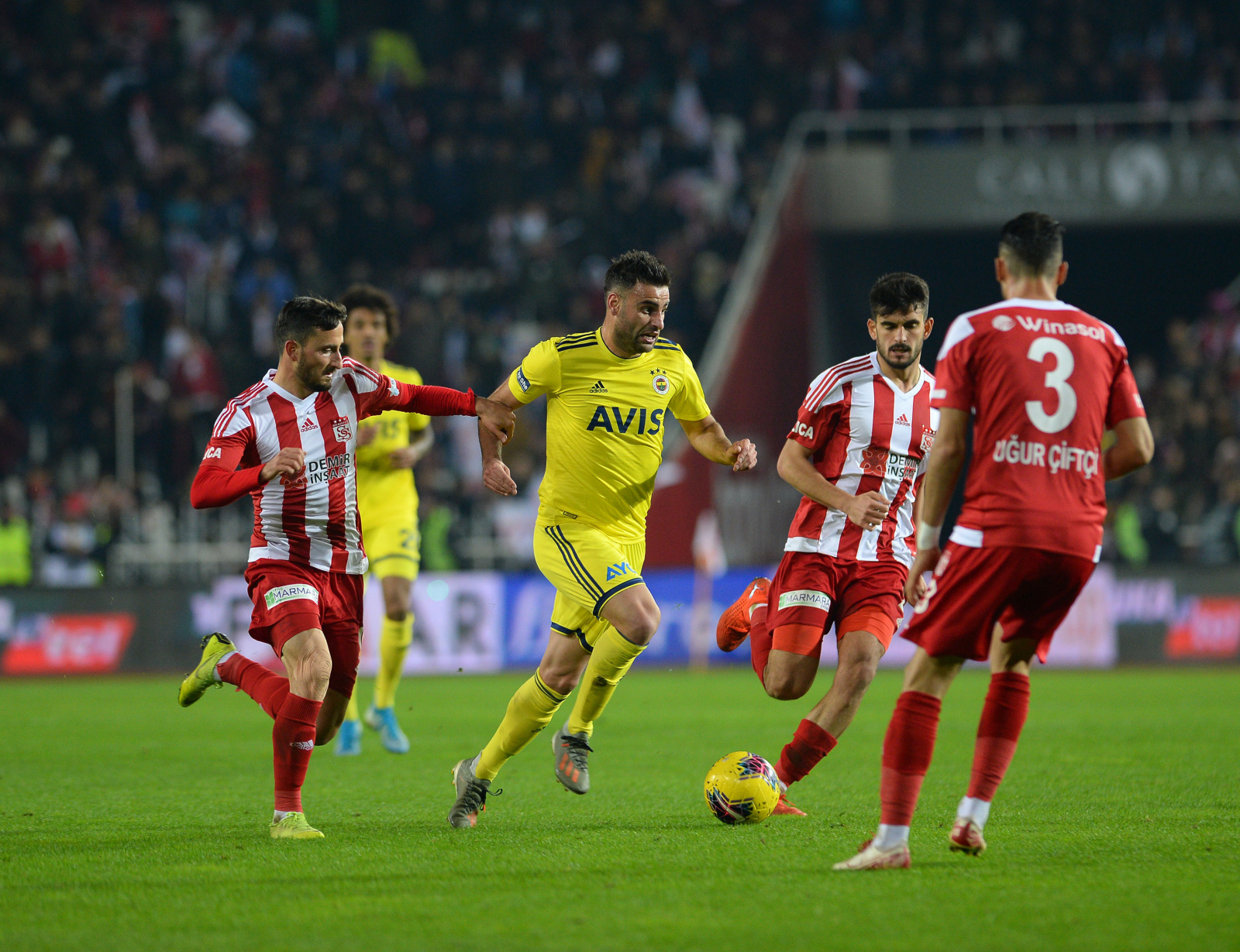 «Сивасспор» - «Малатьяспор» - прогноз на матч турецкой Суперлиги