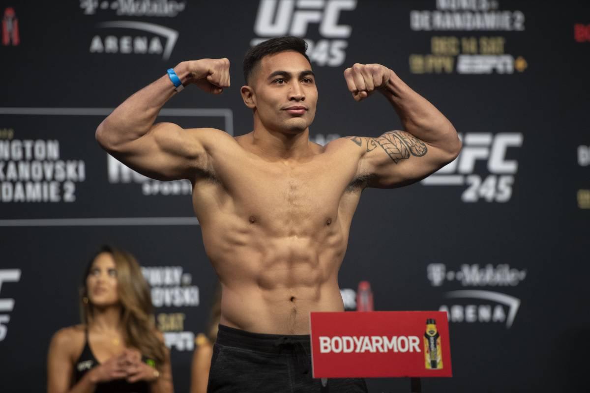Пунахэле Сориано - Душко Тодорович: прогноз на поединок UFC