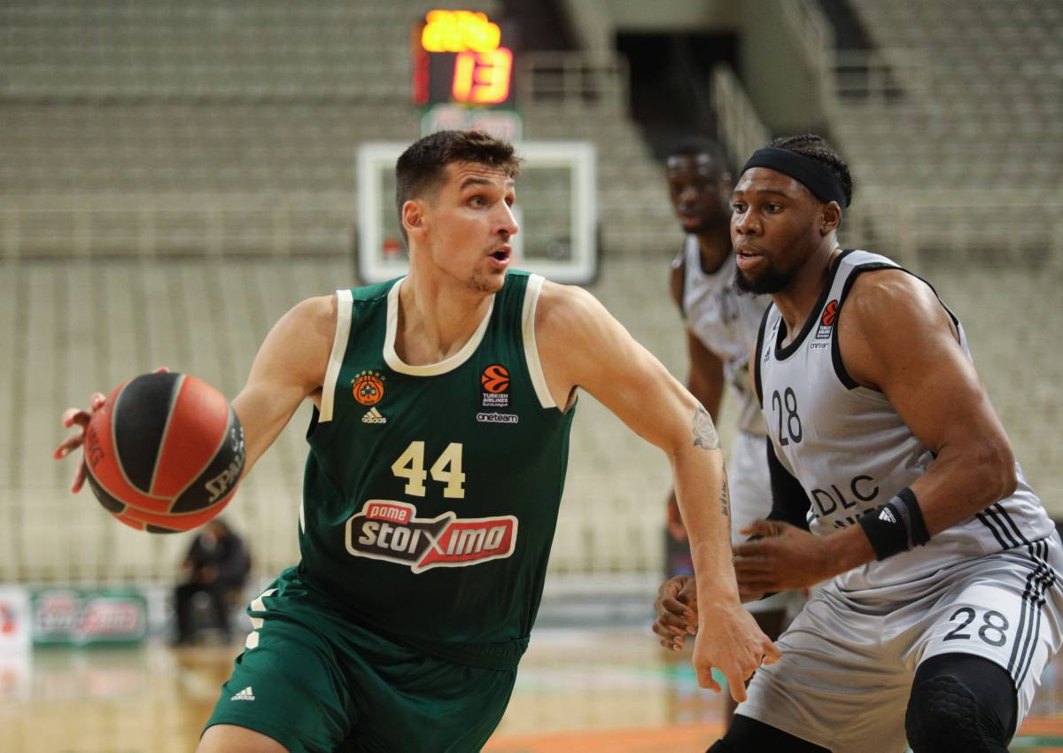 «Олимпиакос» - АСВЕЛ: прогноз на матч баскетбольной Евролиги