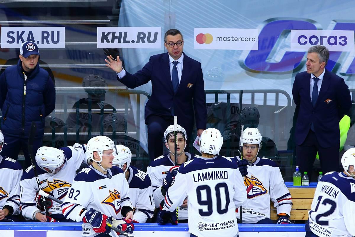 Металлург – Салават Юлаев: прогноз и ставка на матч КХЛ