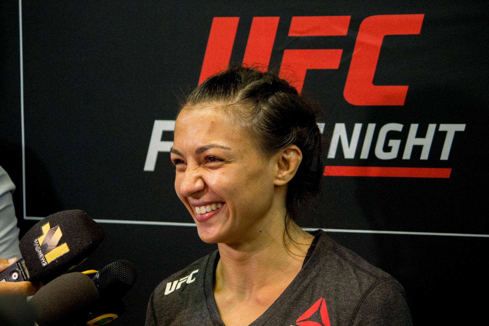 Аманда Рибас (№15) – Пейдж Ванзант: прогноз на бой UFC