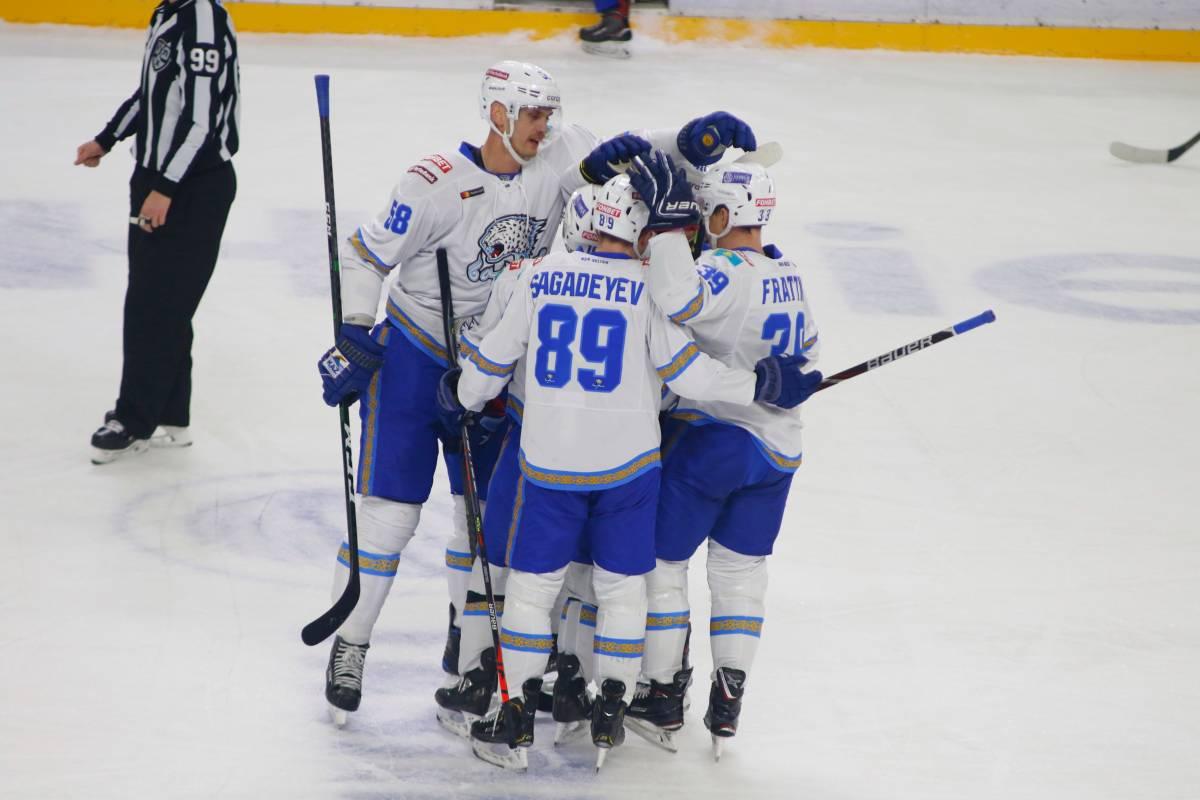 Барыс – Амур: прогноз и ставка на матч КХЛ