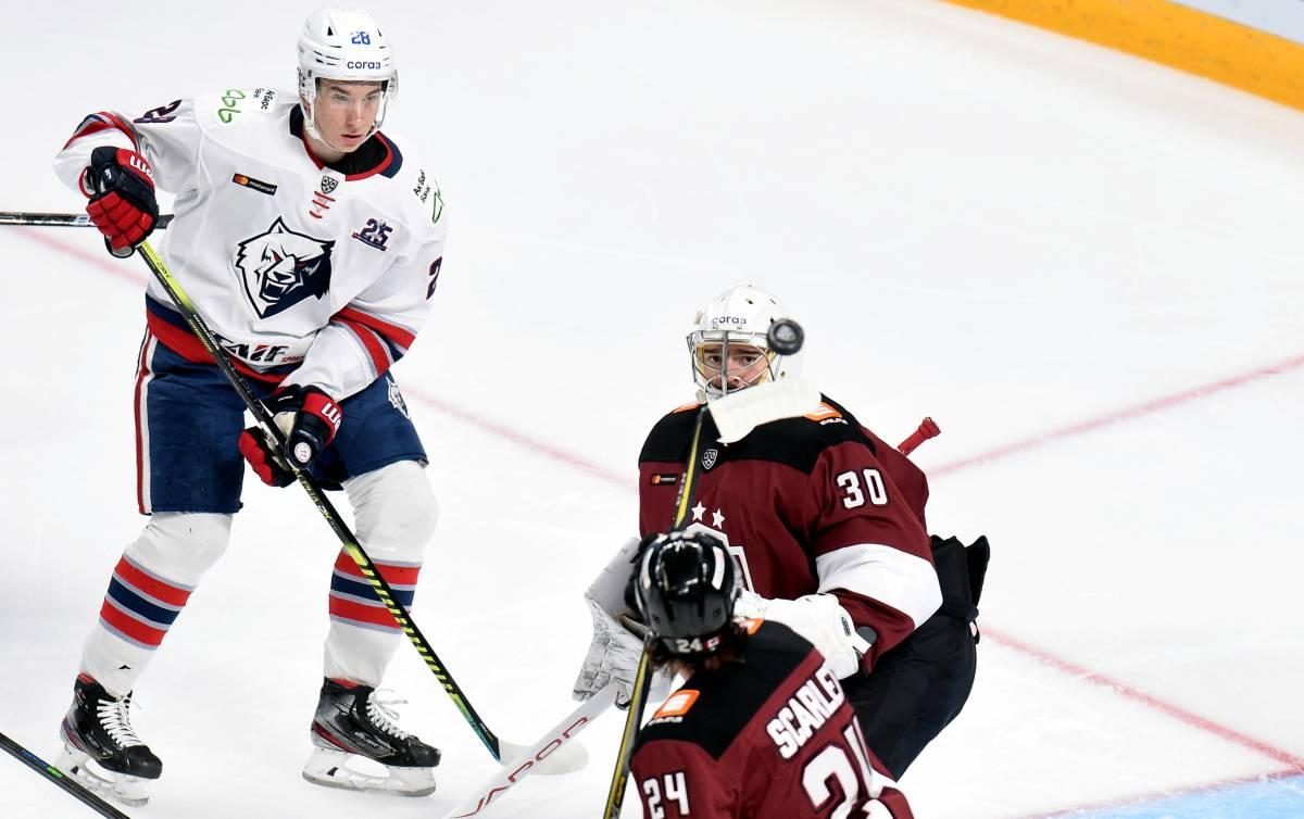 Нефтехимик – Динамо Рига: прогноз и ставка на матч КХЛ