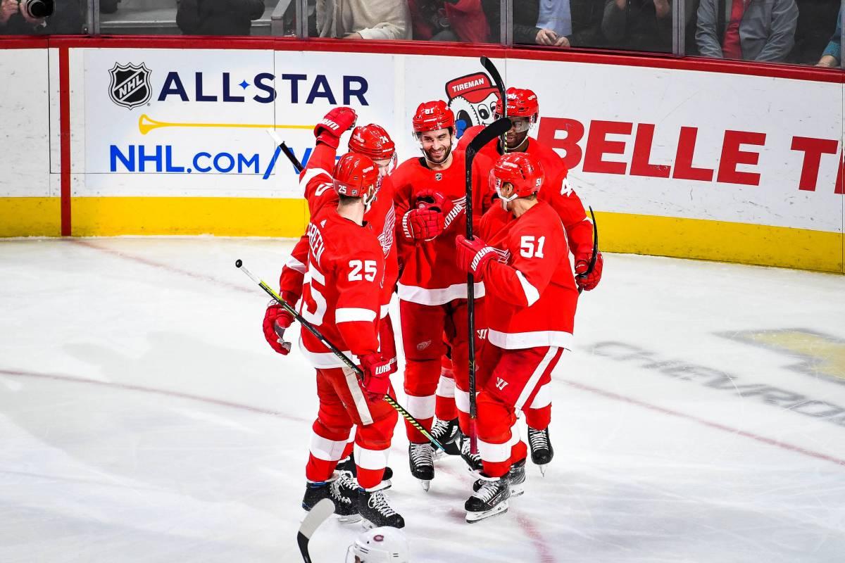 «Детройт» - «Коламбус»: прогноз и ставка на матч НХЛ