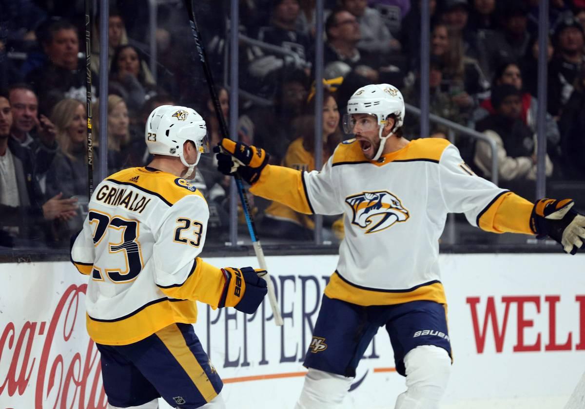 «Нэшвилл» - «Каролина»: прогноз и ставка на матч НХЛ