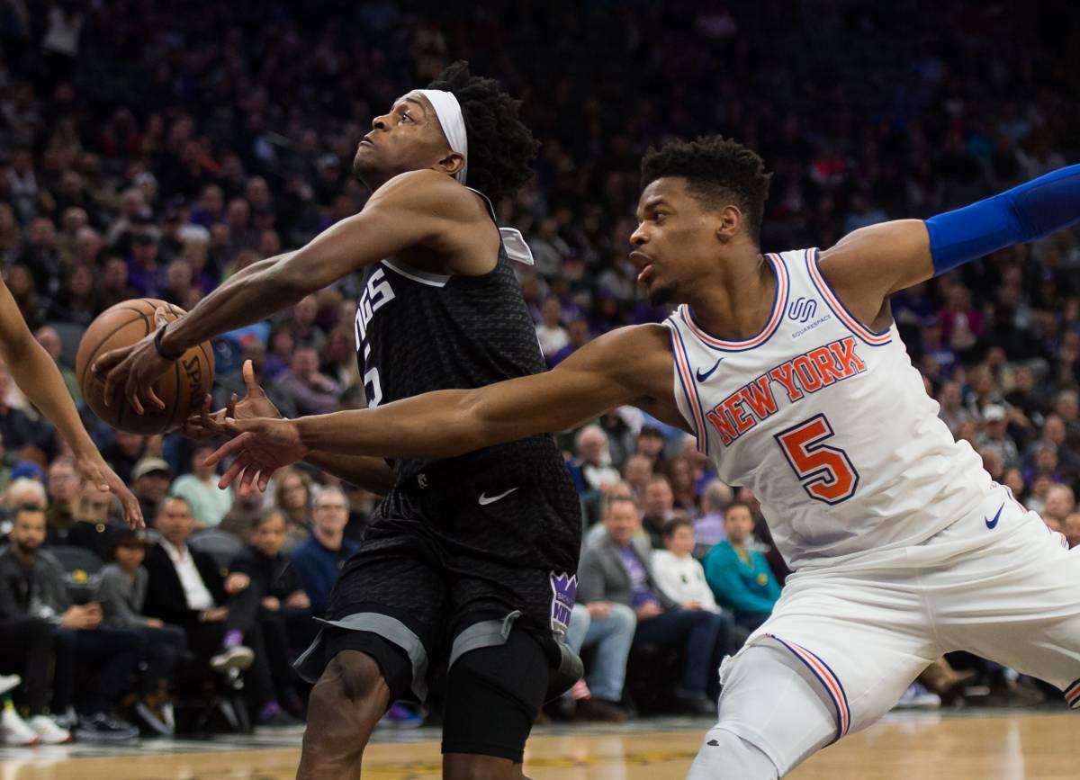 Нью-Йорк Никс - Орландо Мэджик: прогноз на матч НБА
