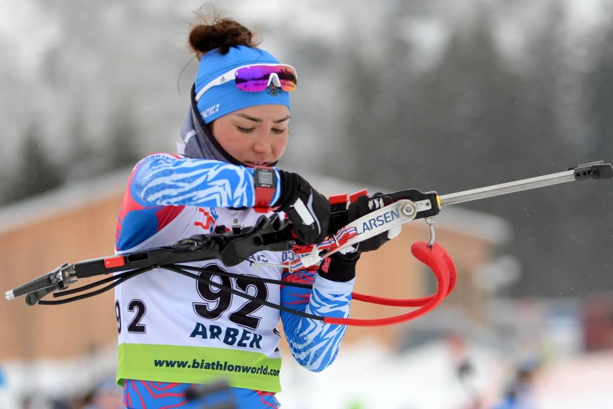 Прогноз и ставка на биатлон: Женская индивидуальная гонка в Антхольце