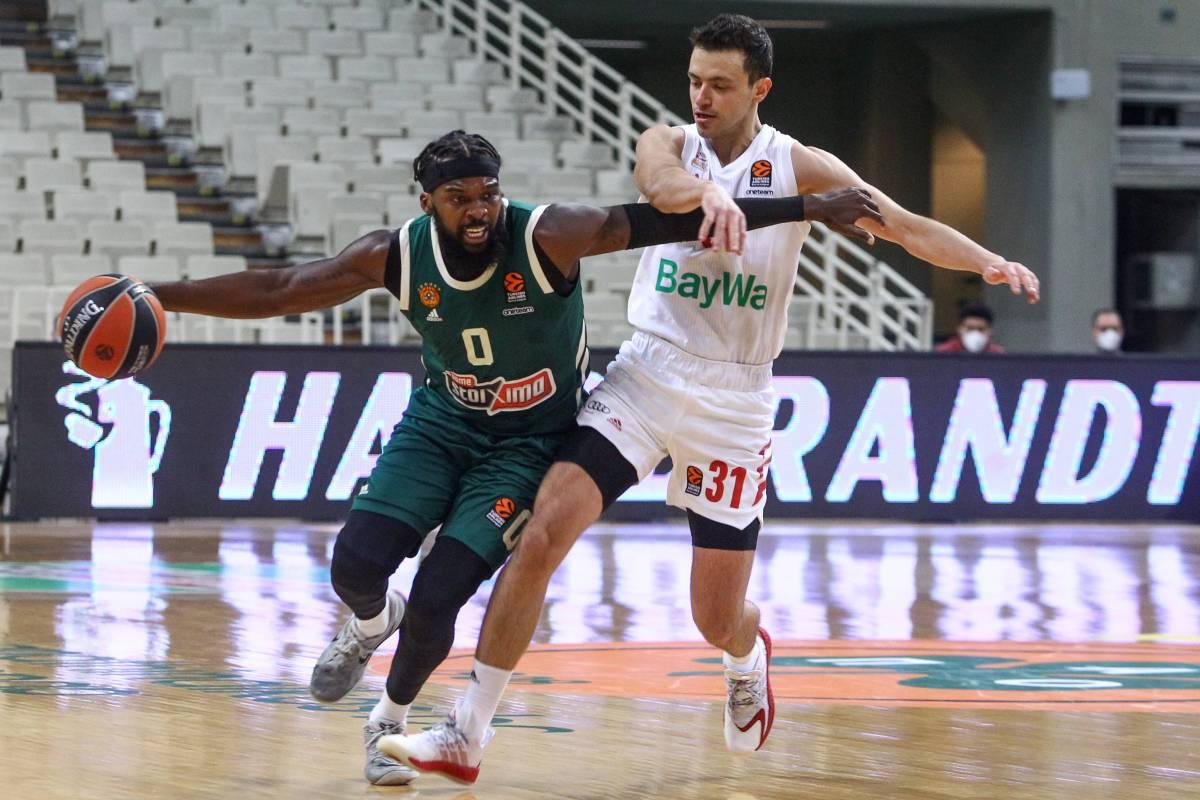 «Панатинаикос» - «Химки»: прогноз на матч баскетбольной Евролиги