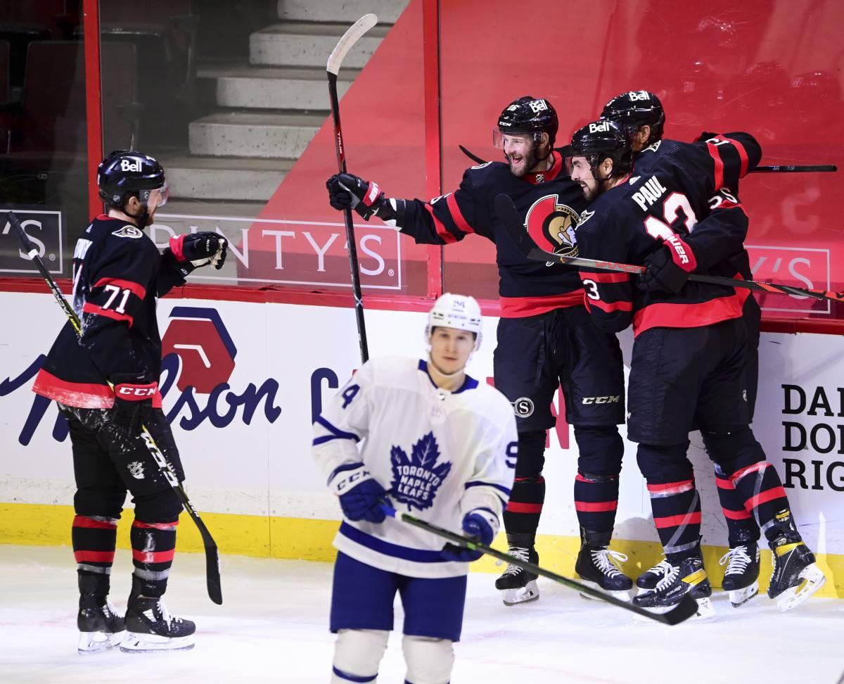 «Оттава Сенаторз» - «Виннипег Джетс»: прогноз и ставка на матч НХЛ