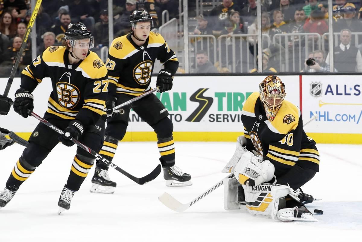 «Бостон Брюинз» - «Филадельфия Флайерз»: прогноз и ставка на матч НХЛ