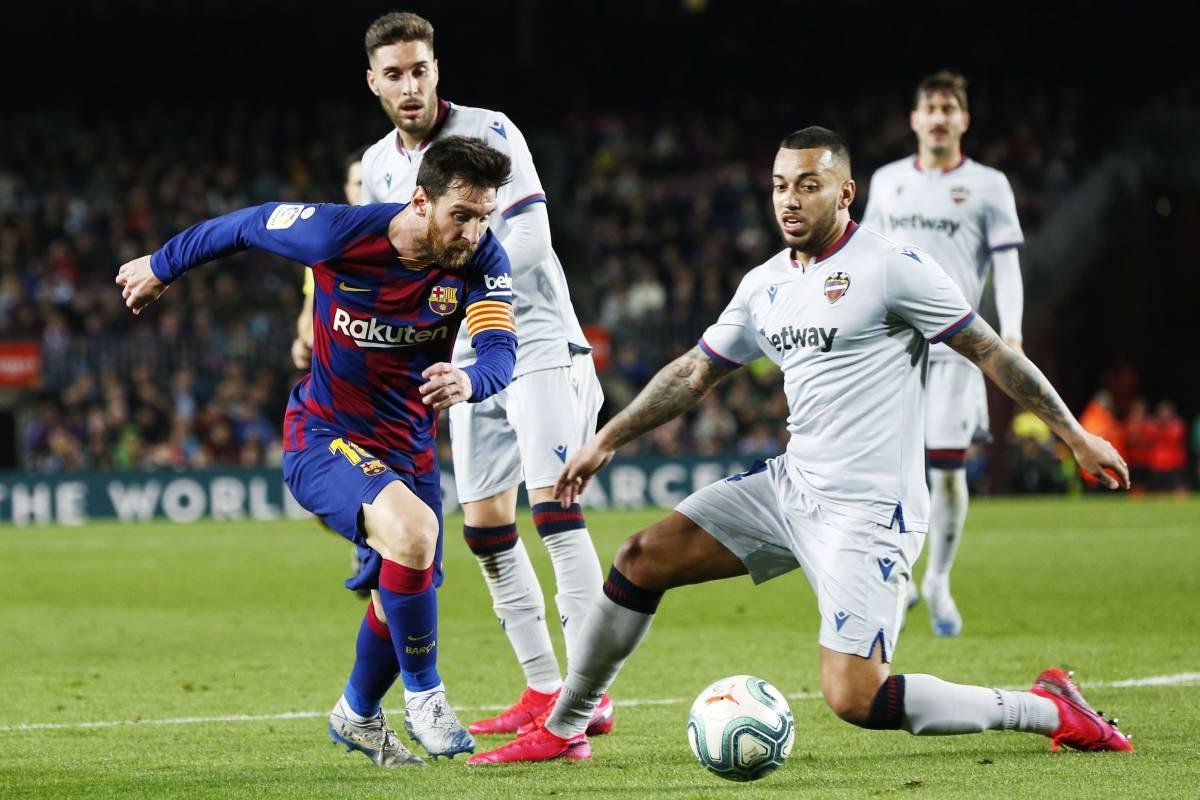 «Леванте» - «Вальядолид»: прогноз на матч чемпионата Испании