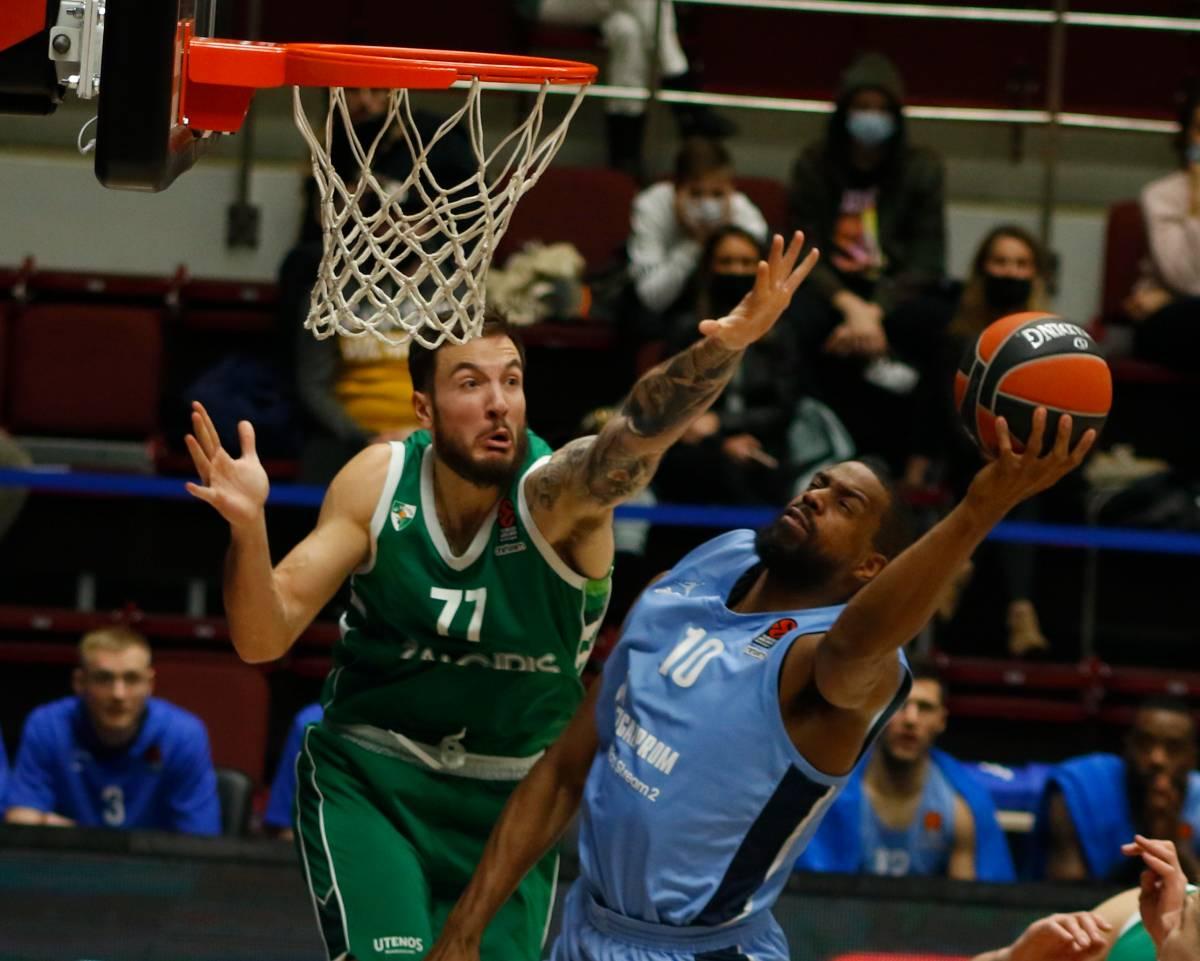 «Жальгирис» - «Олимпиакос»: прогноз на матч баскетбольной Евролиги