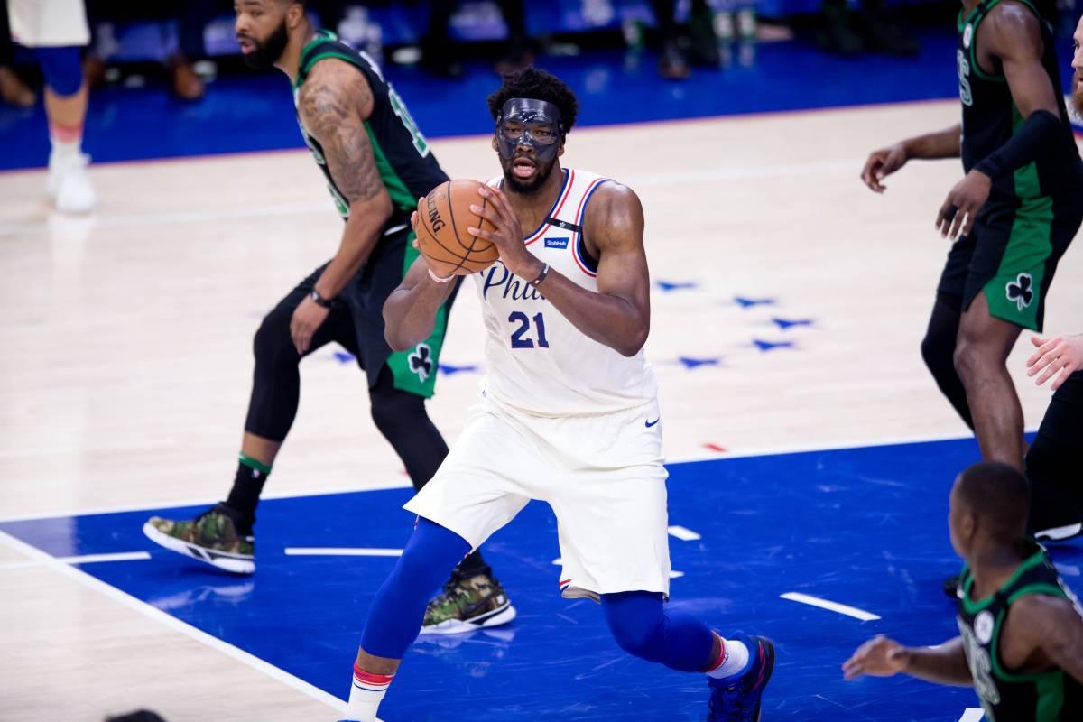 Филадельфия Сиксерс - Бостон Селтикс: Прогноз на матч НБА
