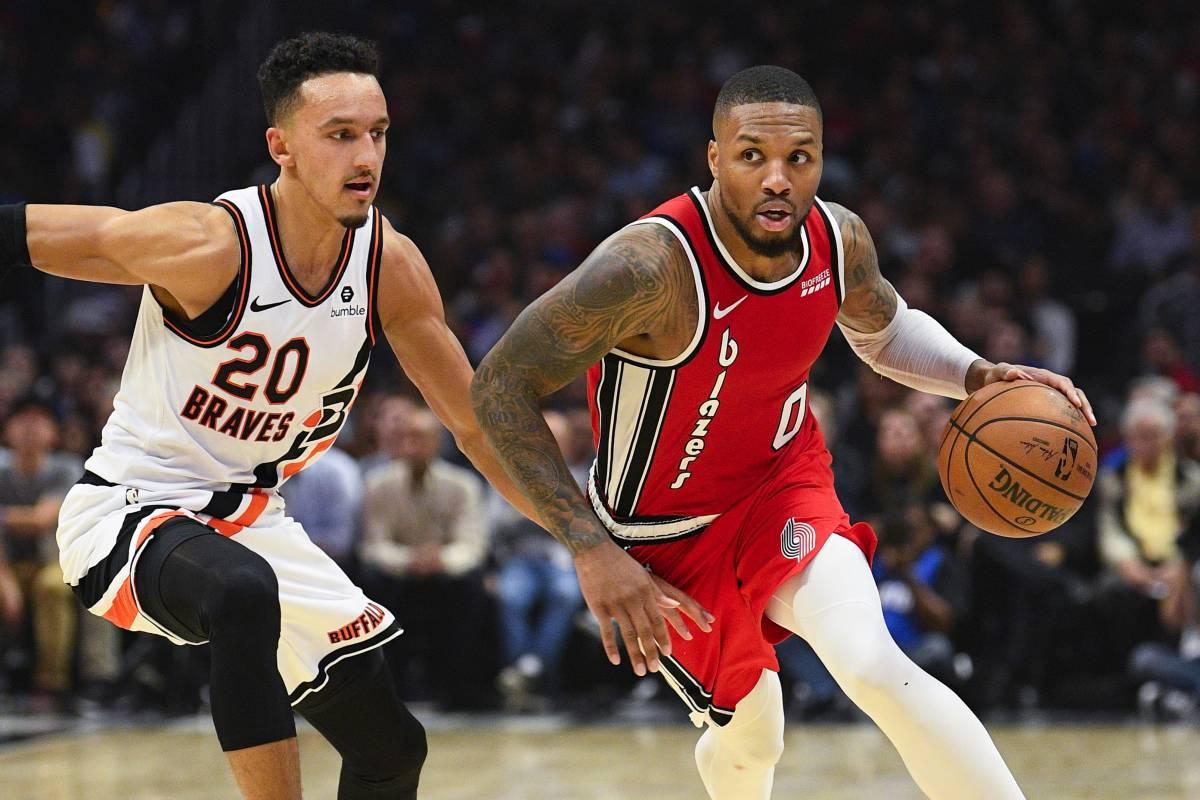Портленд Трэйл Блэйзерс - Нью-Йорк Никс: Прогноз на матч НБА
