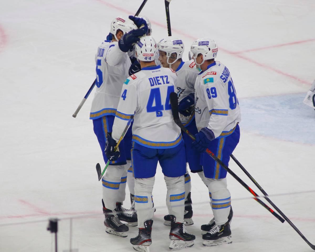 Барыс - Нефтехимик: Прогноз и ставка на матч КХЛ