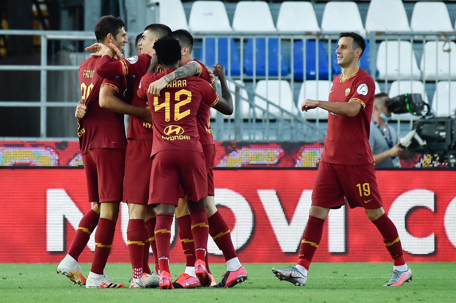 «Рома» - «Верона»: прогноз на матч чемпионата Италии