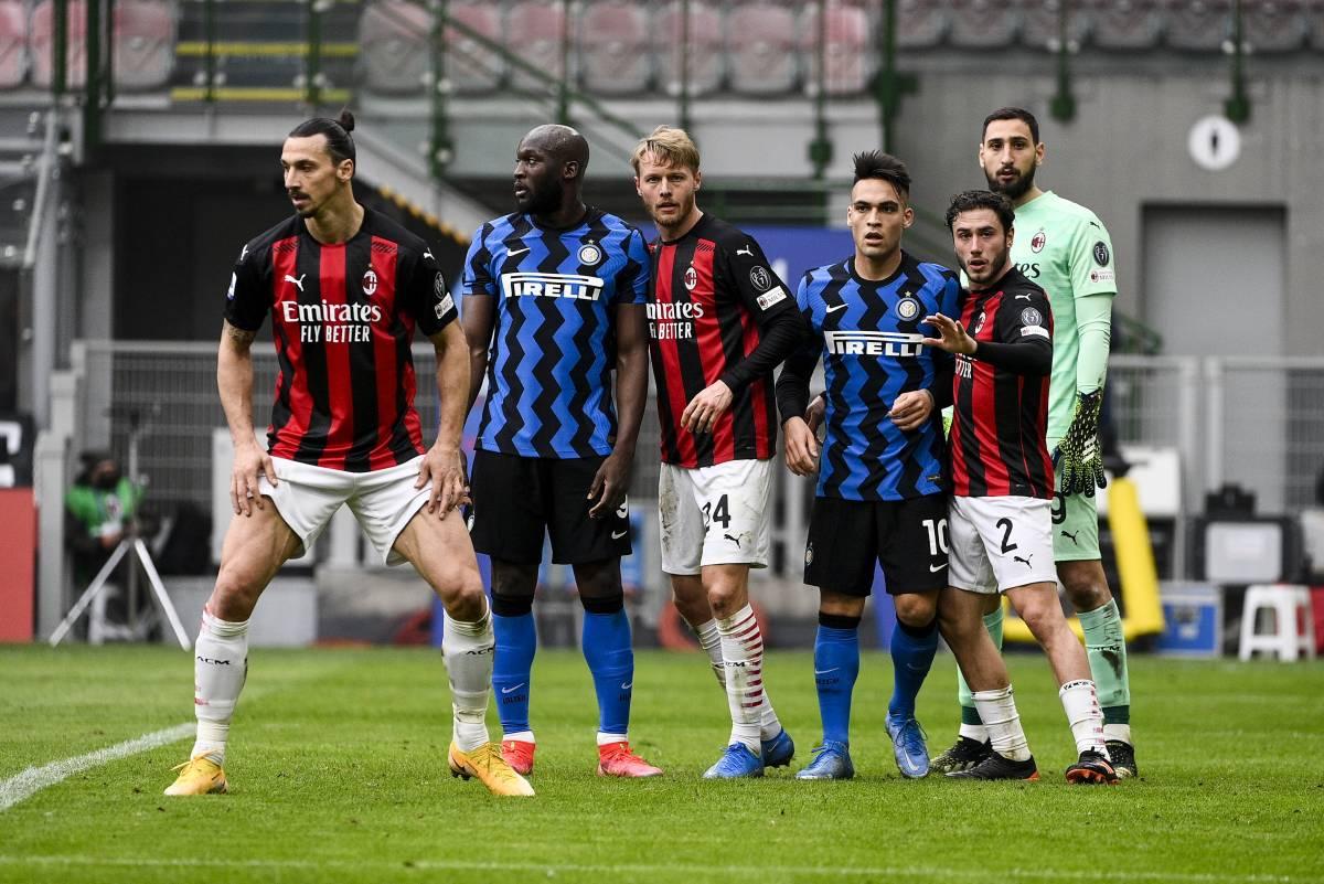 «Рома» - «Милан»: прогноз на матч чемпионата Италии