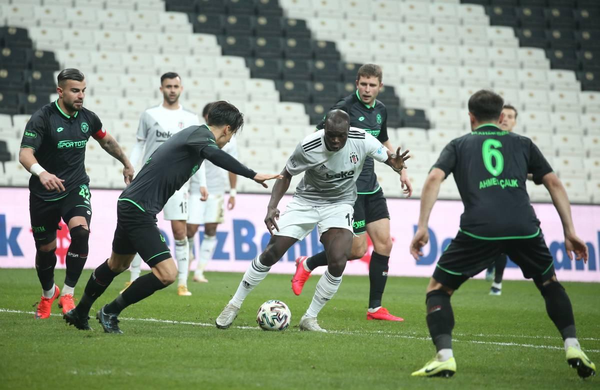 Истанбул Башакшехир - Коньяспор: Прогноз и ставка на матч чемпионата Турции