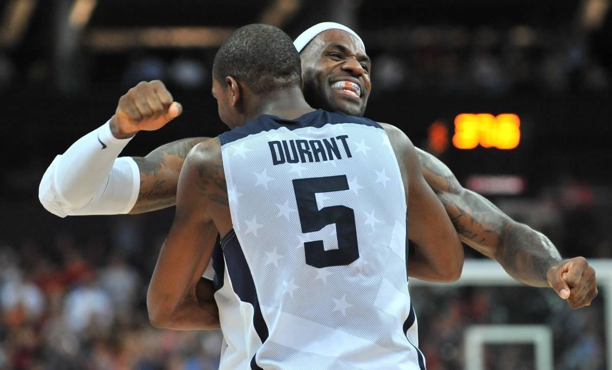 Команда Дюранта - Команда Леброна: Прогноз и ставка на Матч всех звезд НБА