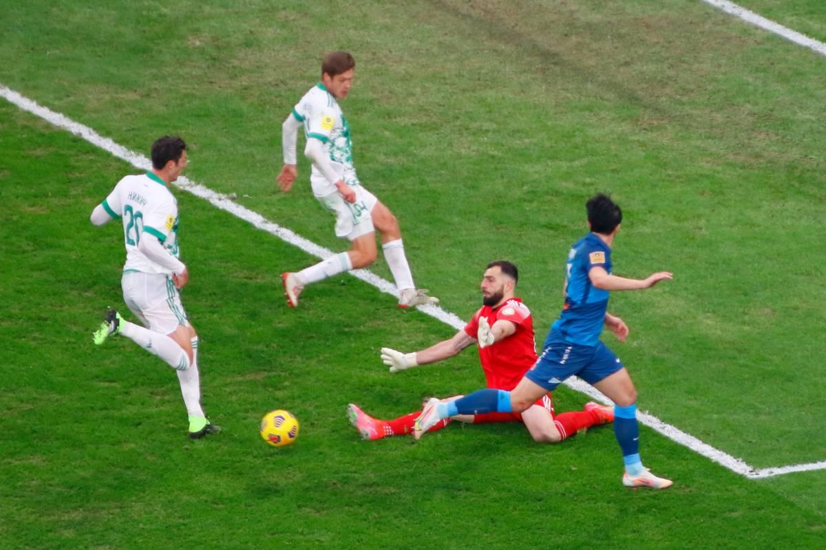 Сочи - Зенит: Прогноз и ставка на матч от Егора Титова