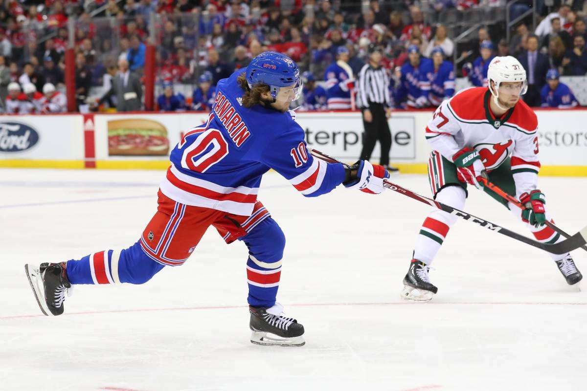 «Нью-Джерси» - «Рейнджерс»: прогноз и ставка на матч сезона НХЛ